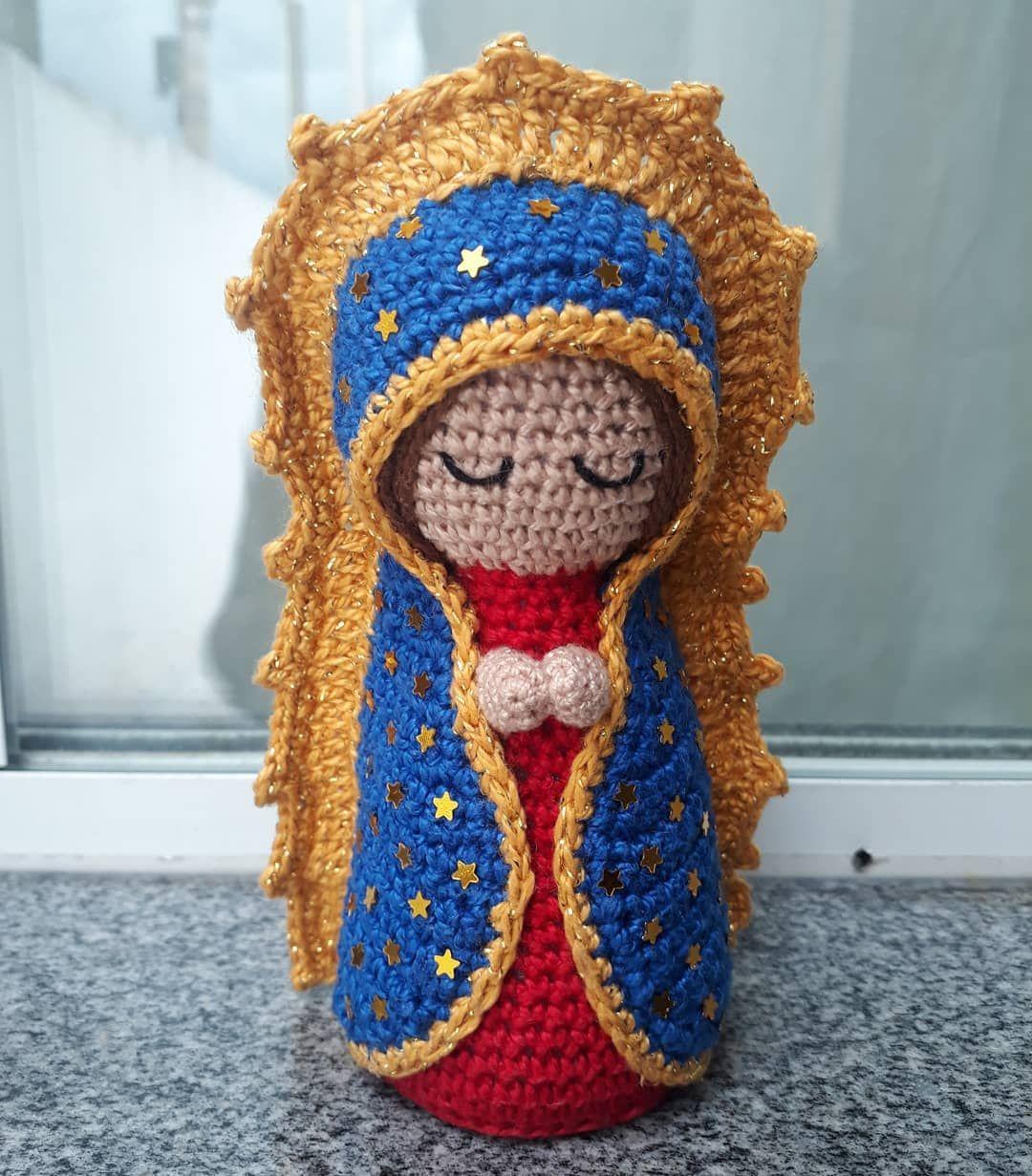 Anjo Rafael amigurumi | Anjos de crochê, Projetos de crochê e ... | 1231x1080