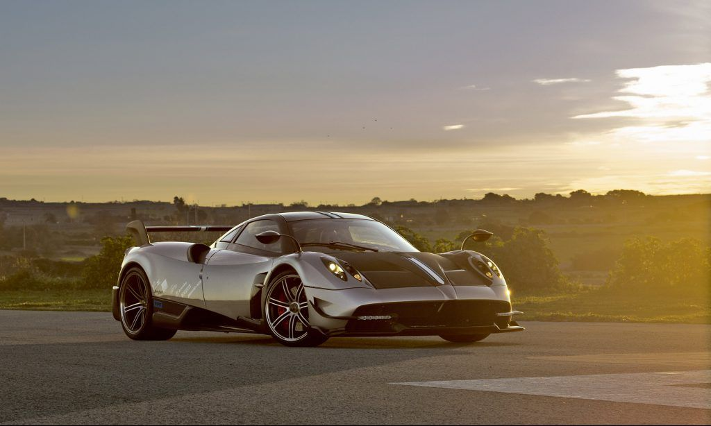 Cars - Pagani Huayra BC: With a top speed of 370 km/h and capable of ...