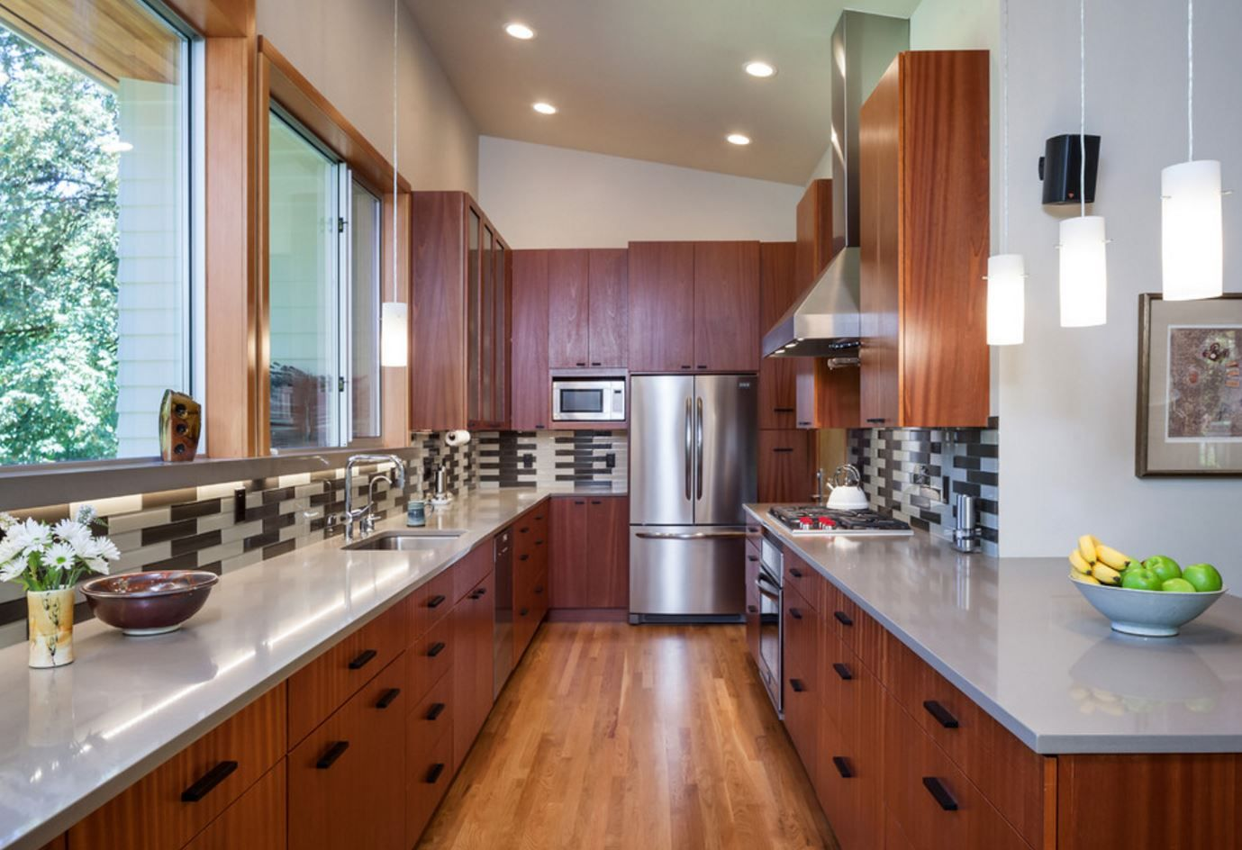 Portland Kitchen Design Expertly Builtright Arm Construction This Portland Kitchen