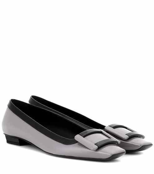 Décolleté Belle Vivier patent leather pumps | Roger Vivier