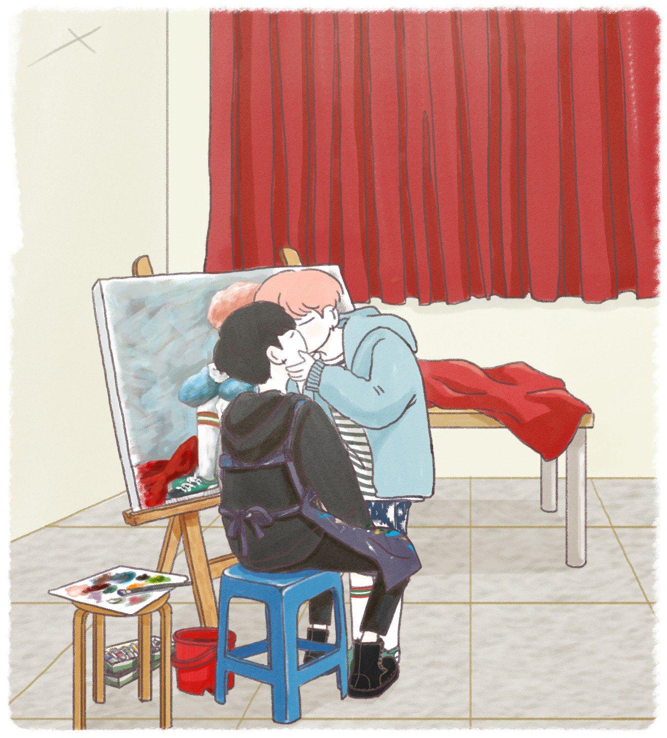 Yoonmin fan art 👌🏼👌🏼😭😭❤️❤️💕💕