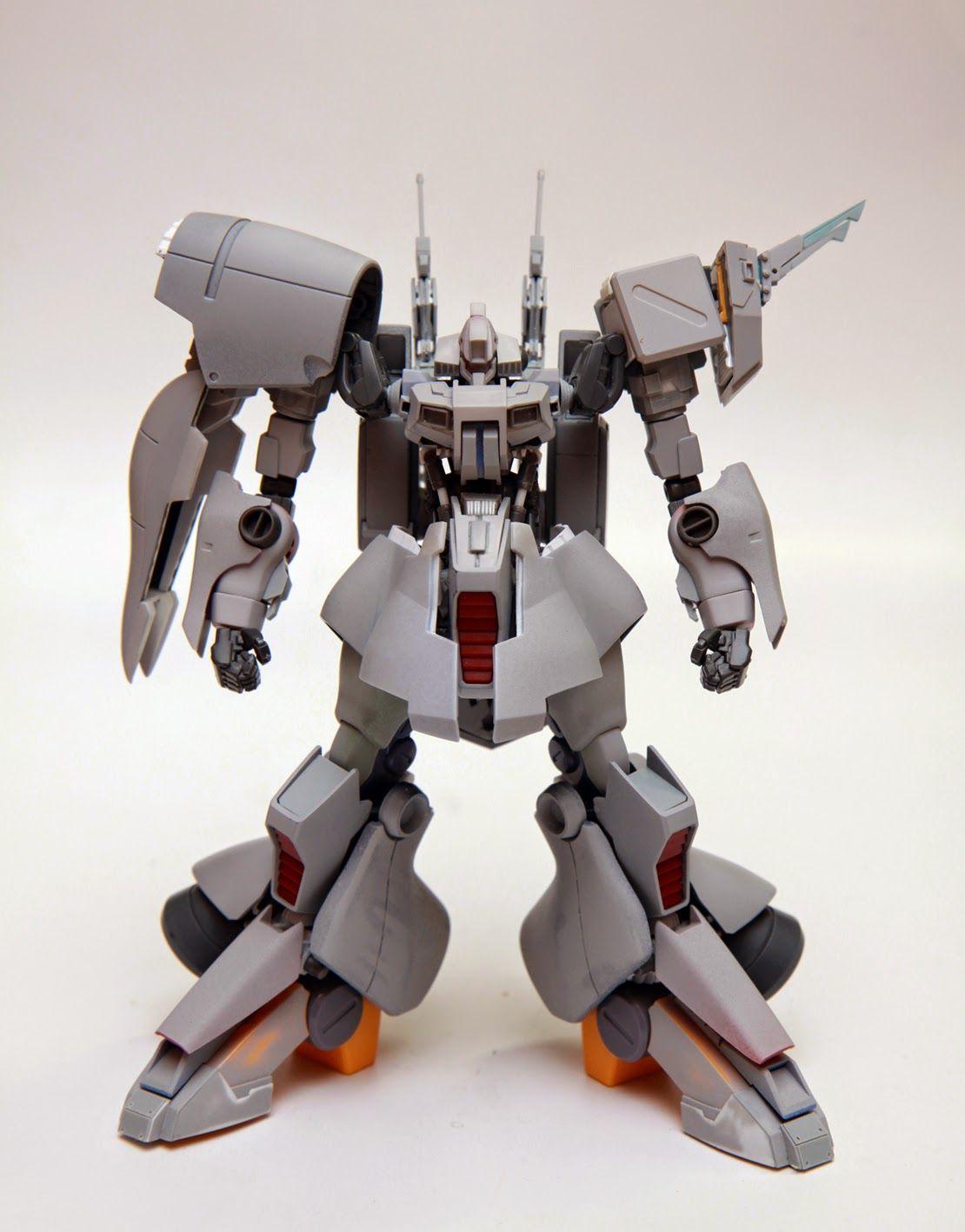 1/144 MSK-008 Dijeh Karaba (GBWC 2014 Entry) - Customized Build   Modeled by dawa