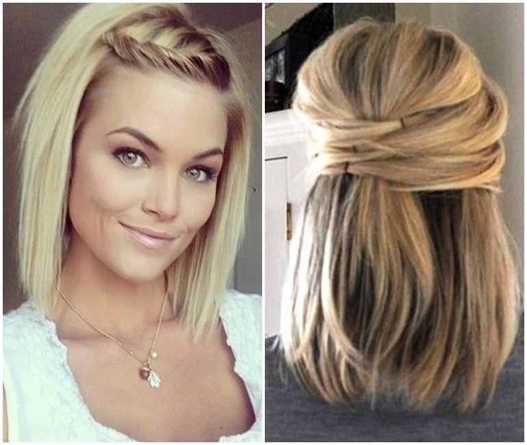 Frauen Frisuren Rundes Gesicht Frisuren Pinterest Hair Style