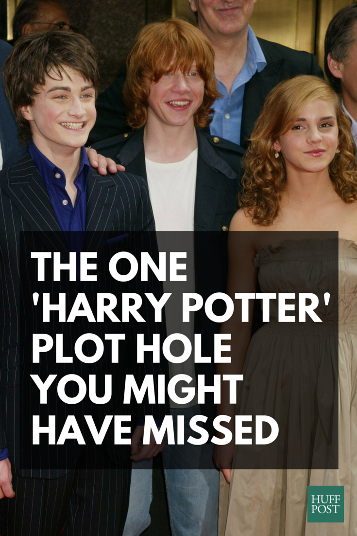 Harry Potter Has One Huge Plot Hole You Might Ve Missed Harry Potter More First Harry Potter Harry Potter Universal