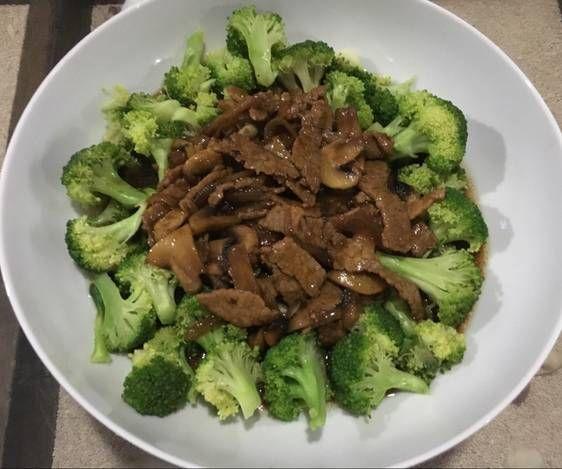 Resep Brokoli Jamur Daging Oleh Ucie Nurul Resep Brokoli Jamur Resep