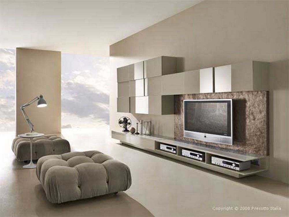 Tv Wall Units For Living Room Contemporary
