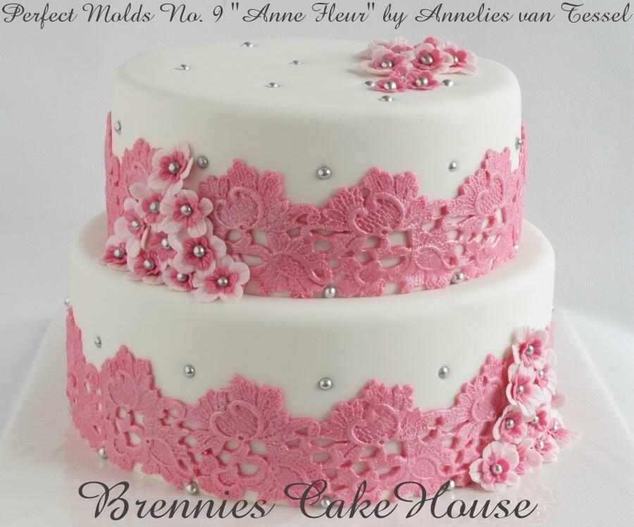 Vintage Lady Cake