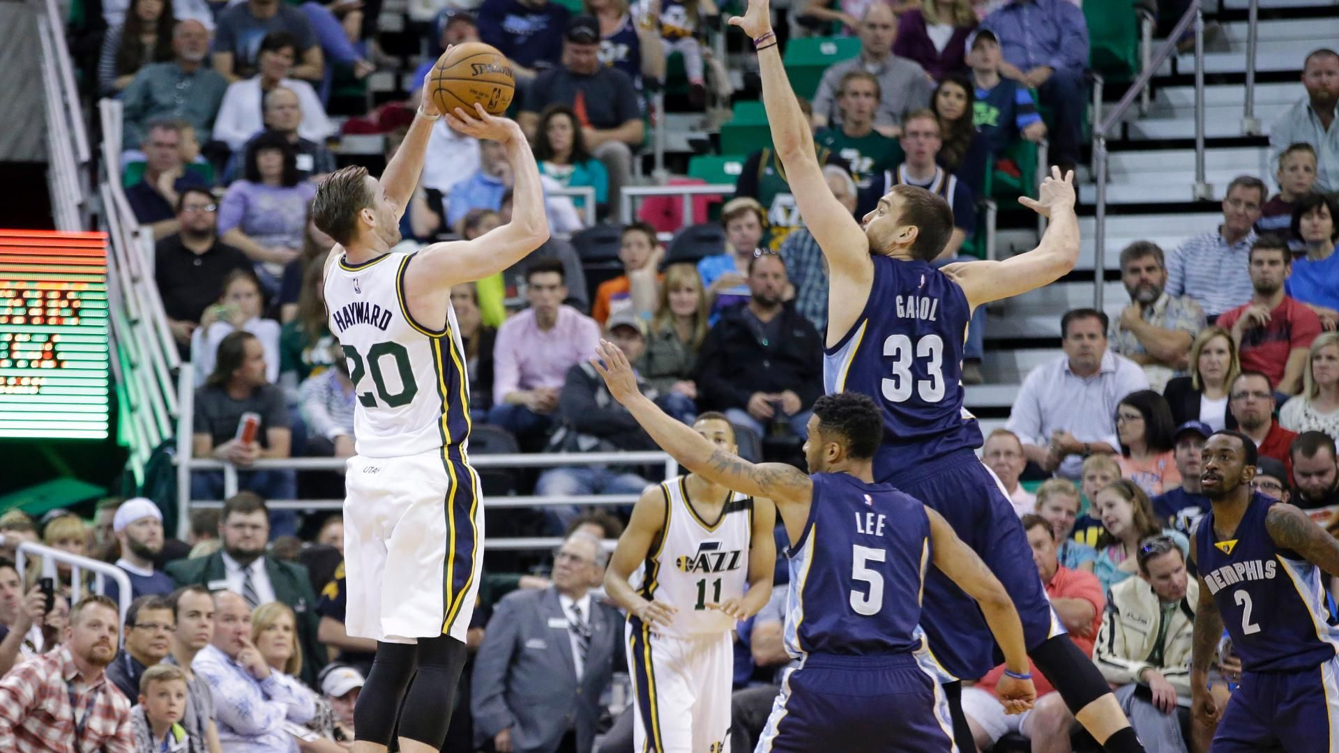 Grizzlies top Jazz in crazy fashion - http://debonyface.com/grizzlies-top-jazz-in-crazy-fashion/  Visit http://debonyface.com to read more on this topic