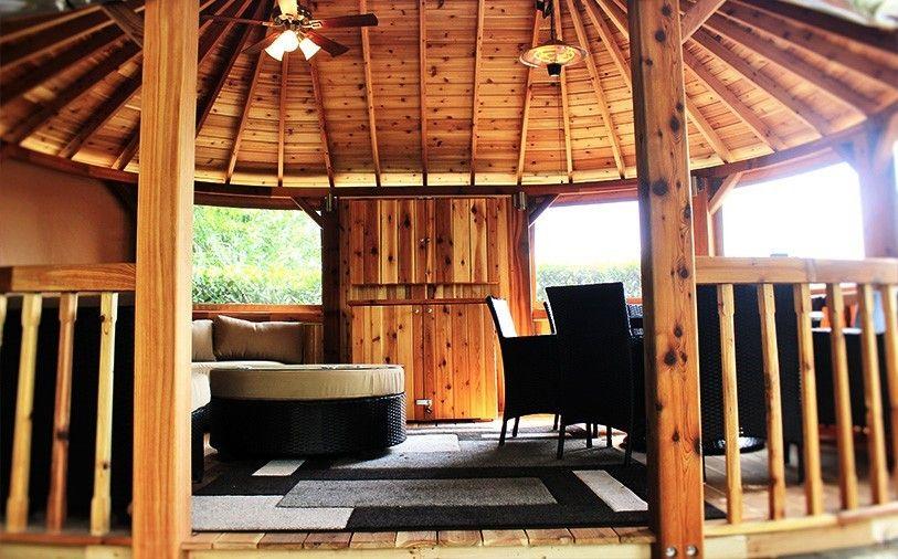 Custom Garden Rooms & Luxury Gazebos | Garden Room Ideas & Plans ...