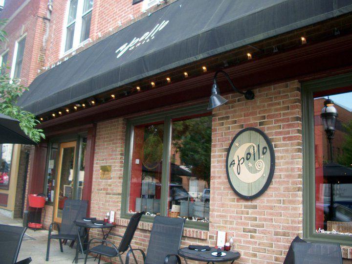 Apollo Grill Bethlehem Pa Nice Old Town Cool Restaurant Pub Crawl