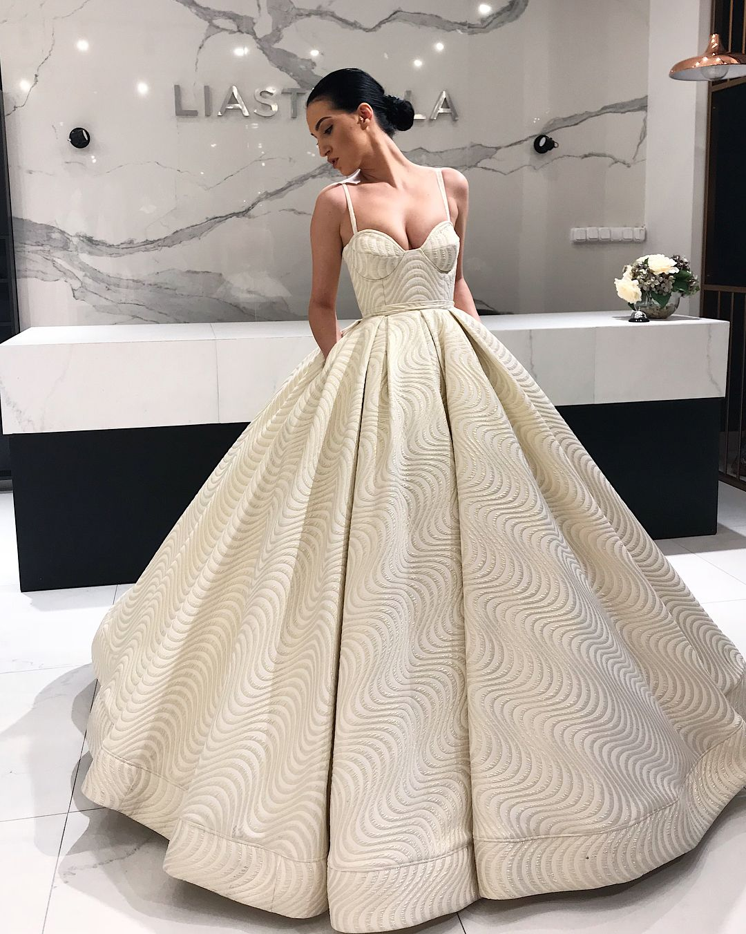 Princess style prom dress no sequinssparkles wonderful for