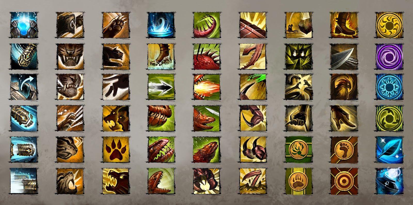 Dave Bolton: Guild Wars 2 Concepts
