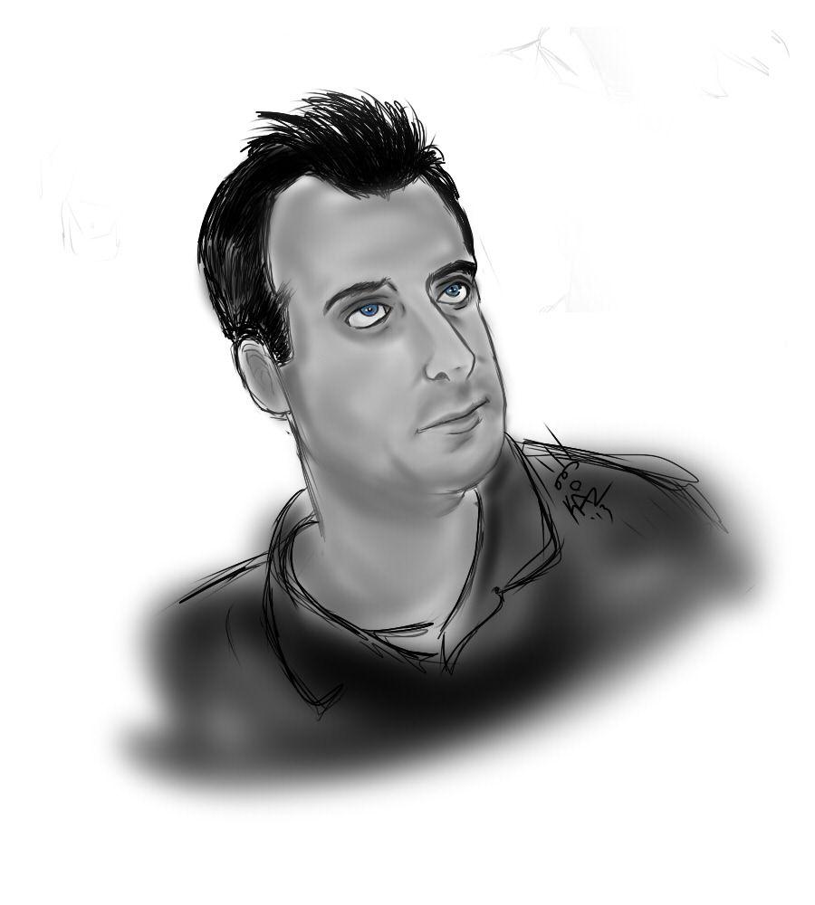 Joe Gatto by KazzysPlushEmporium.deviantart.com on @deviantART