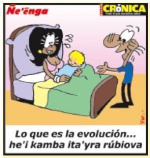 CRóNICA - TODO LO QUE NECESITAS SABER - Ñe'enga