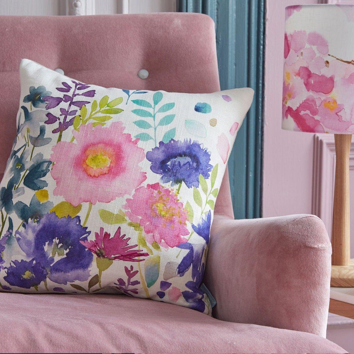 Blush Velvet Fabric