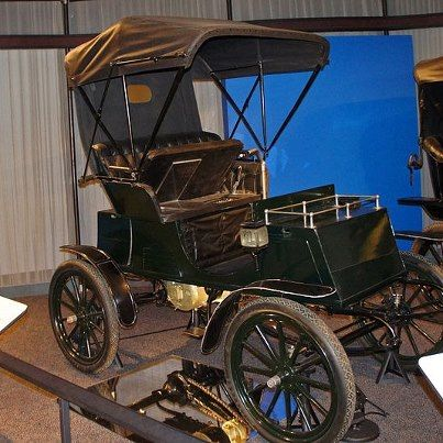 Columbia Electric Runabout Was The Best Er Car In Us 1900 And First To Exceed 1000 S