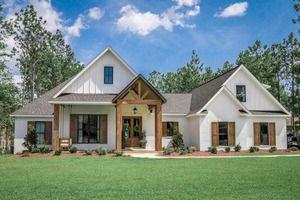 Photo of Farmhouse Style House Plan – 3 Beds 2.5 Baths 2201 Sq/Ft Plan #430-187