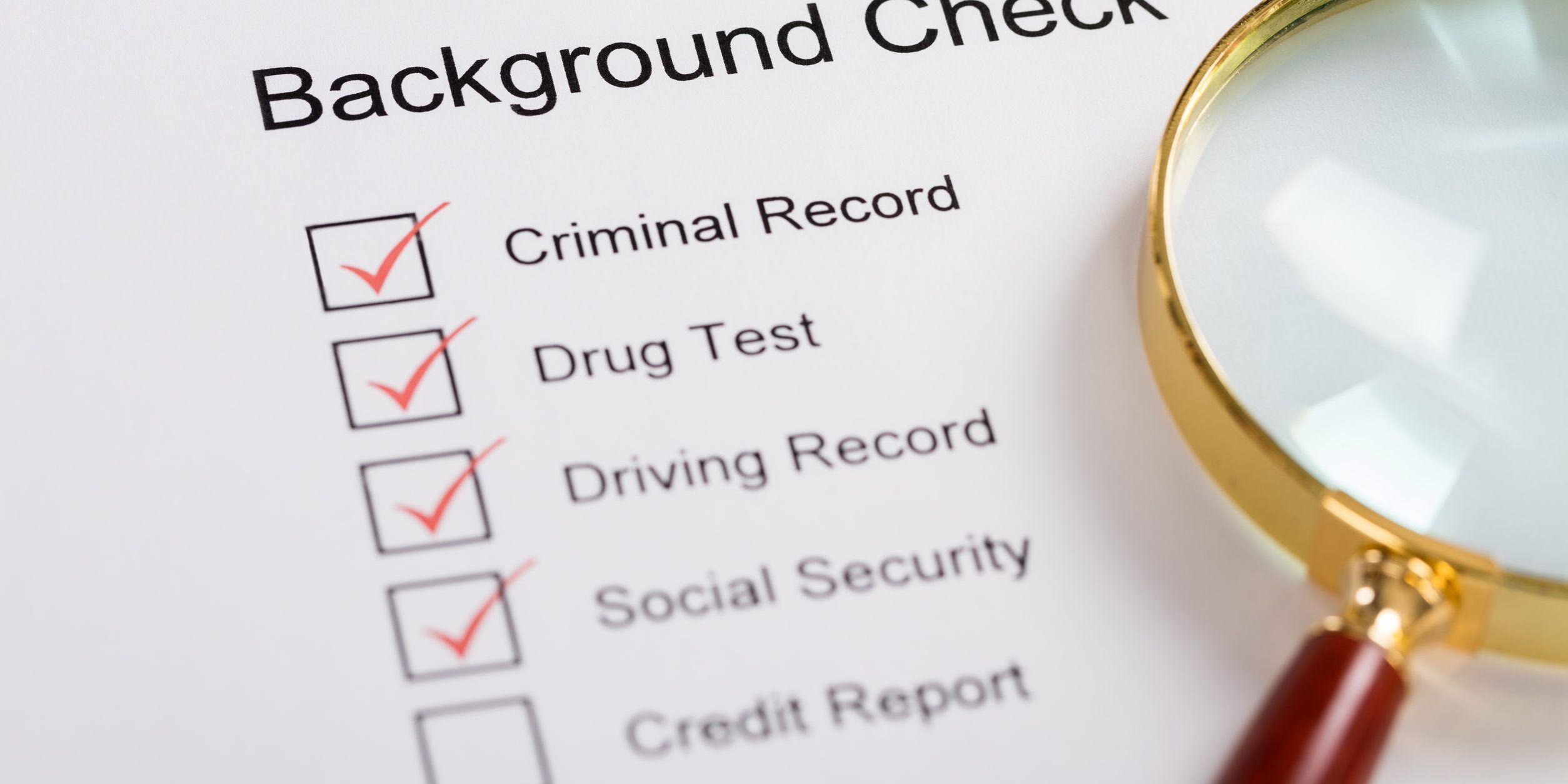 Background Checks Malaysia Police Records Criminal Record Background Check