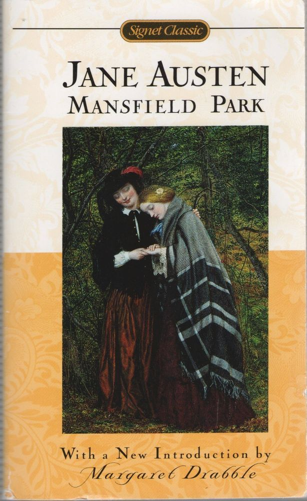 Image result for mansfield park jane austen signet classic