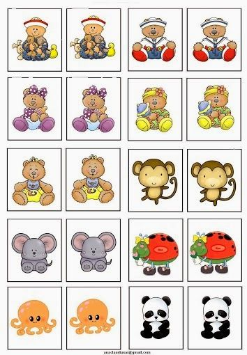 Mimos E Encantos Da Educacao Jogo Da Memoria Animais Jogo Da Memoria Animais Jogos Educativos Para Criancas Jogos De Cartas Para Criancas