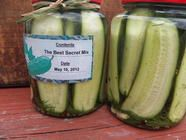 Lots of pickle recipes