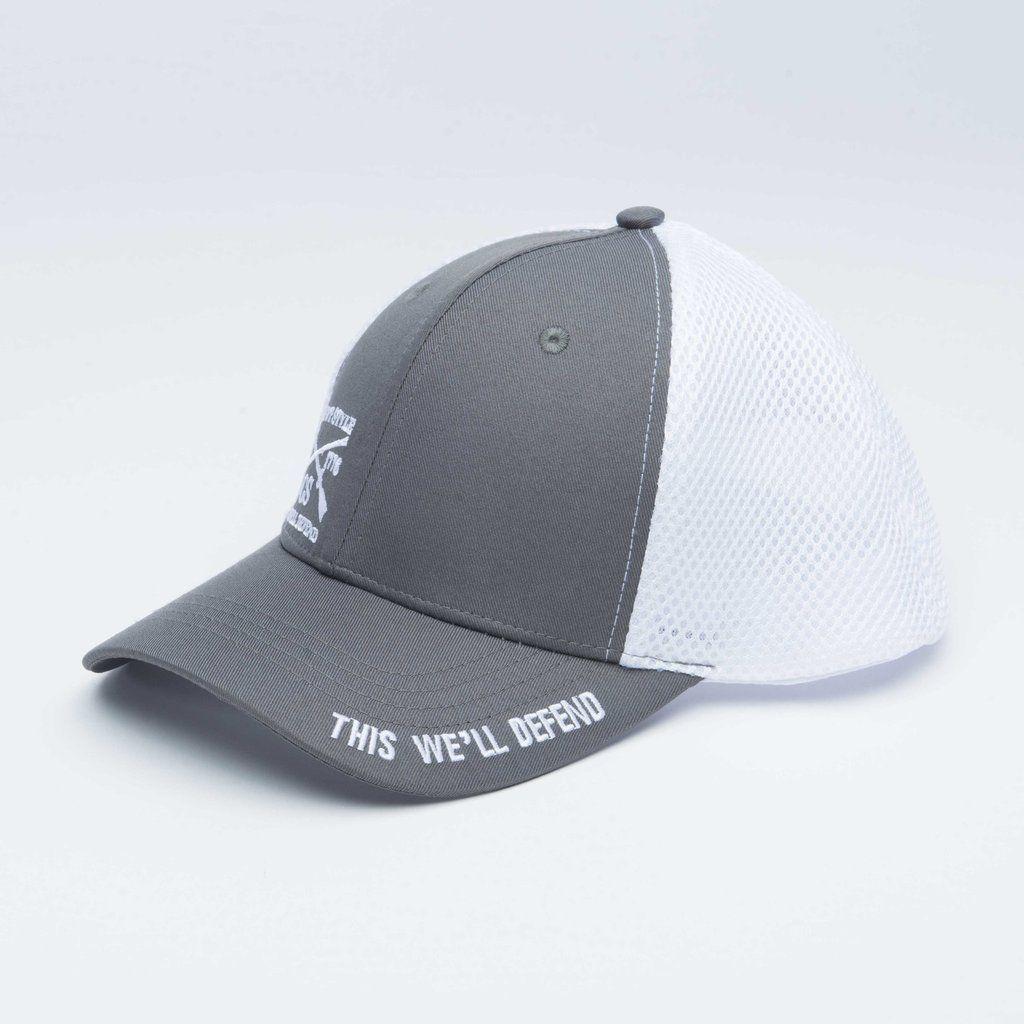 e1c8457a74b Grunt Style Grey Golf Hat  GolfEquipmentIdeas  golfhat