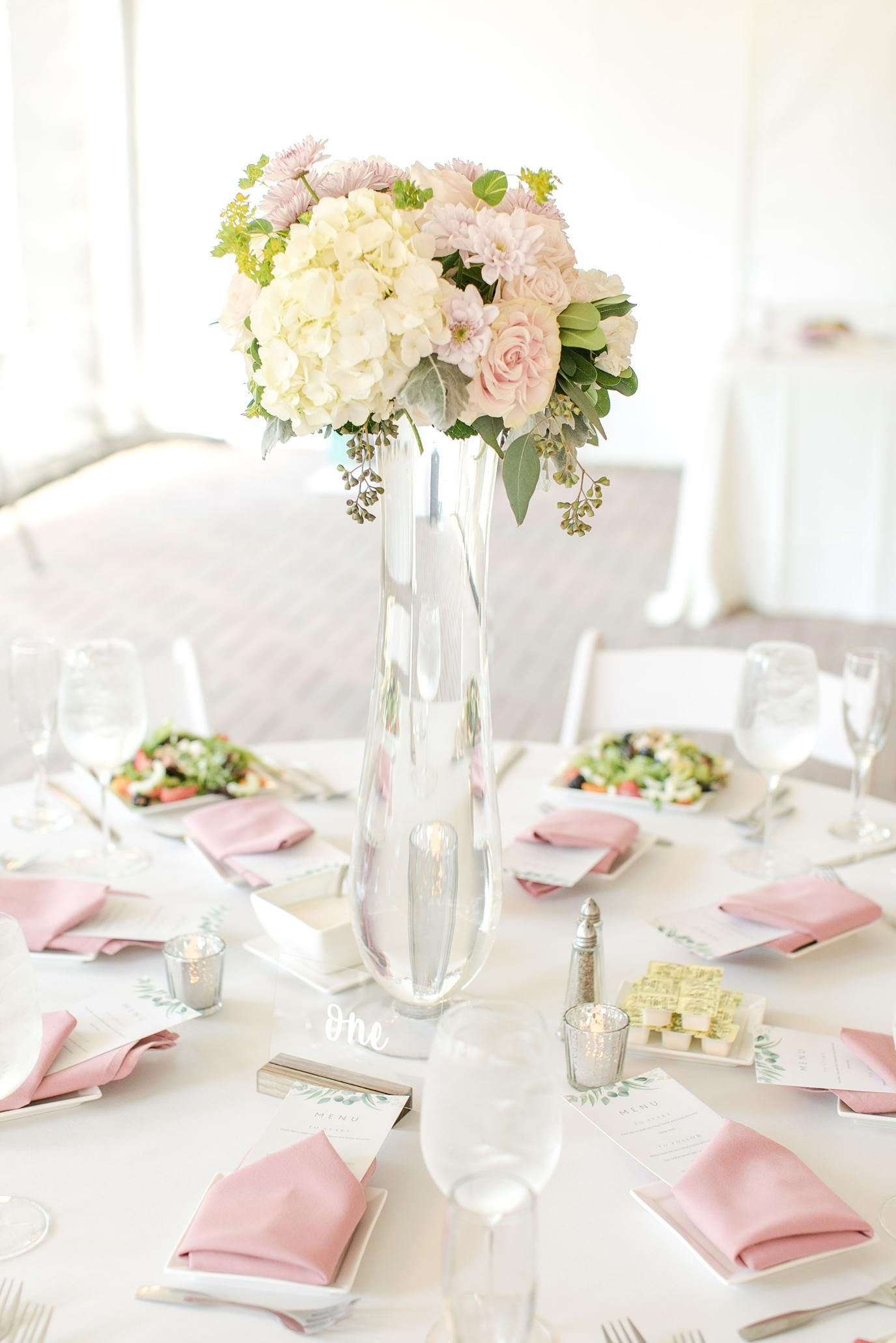 A Classy and Elegant Blush Wedding at The Gardens of Woodstock ...