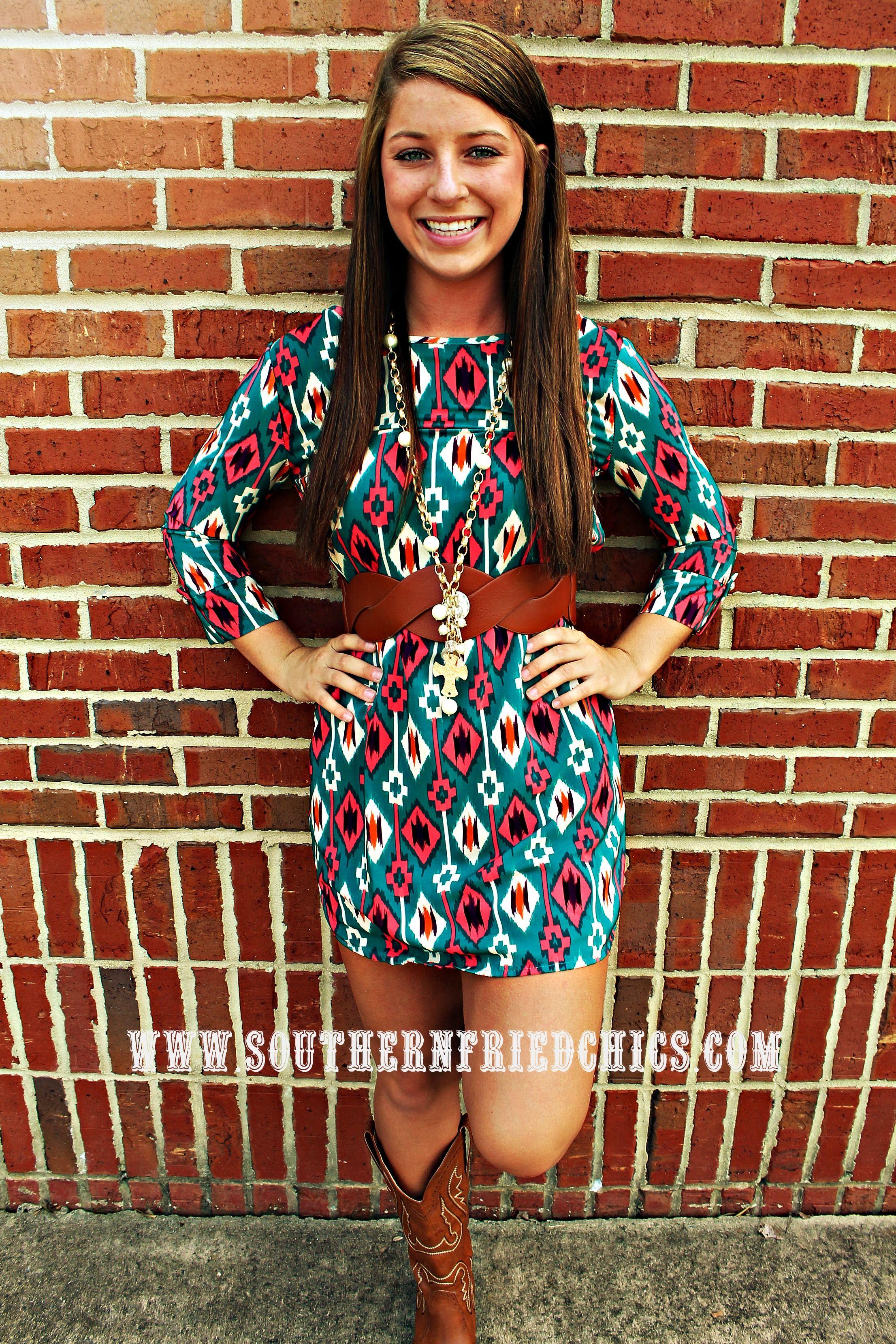 Southern Dixie Dress $47.99!