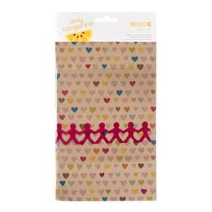 """I Heart You Day Book - Amy Tangerine - American Crafts  4.5"""" x 6.5""""  236-76211"""