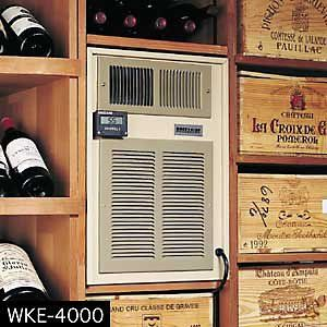 1 449 00 1 599 00 Breezaire Wke 6000 Wine Cellar Cooling Unit Max Room Size 1500 Cu Ft 6 0 Cooling Unit Wine Cellar Cooling Unit Wine Cellar Temperature