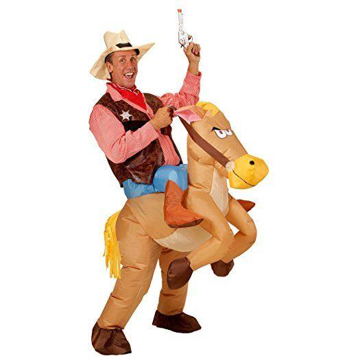 huckepack kost m pferd step in westernkost m trag mich kost m wilder westen piggyback outfit. Black Bedroom Furniture Sets. Home Design Ideas