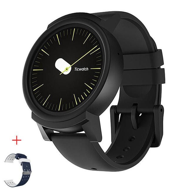 Original Ticwatch E Express Smart Watch