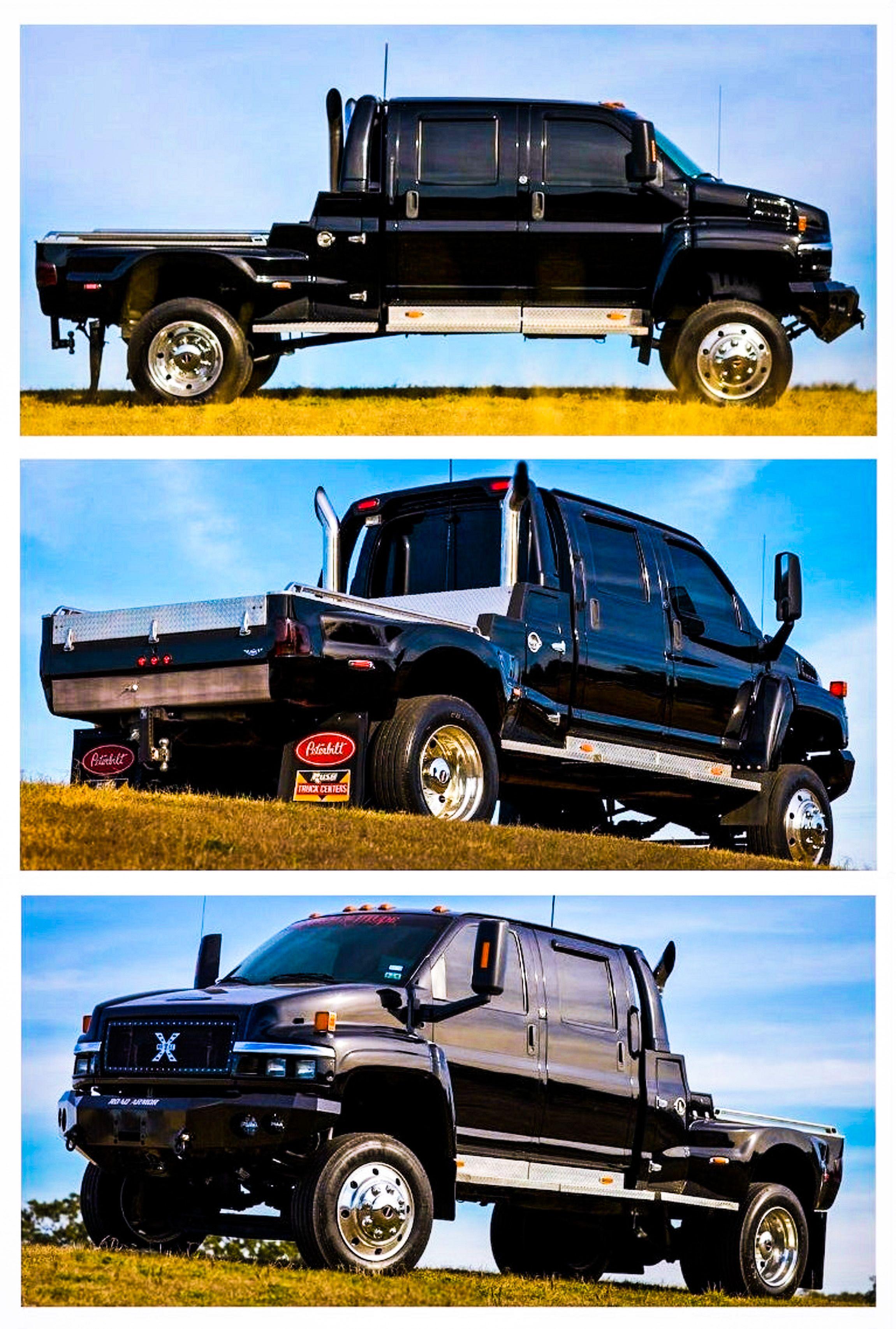 2004 gmc c4500 topkick extreme ironhide truck http tenwheel com