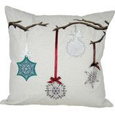 Found it at Wayfair - Xia Home Fashions Limb Ornament Accents Pillow