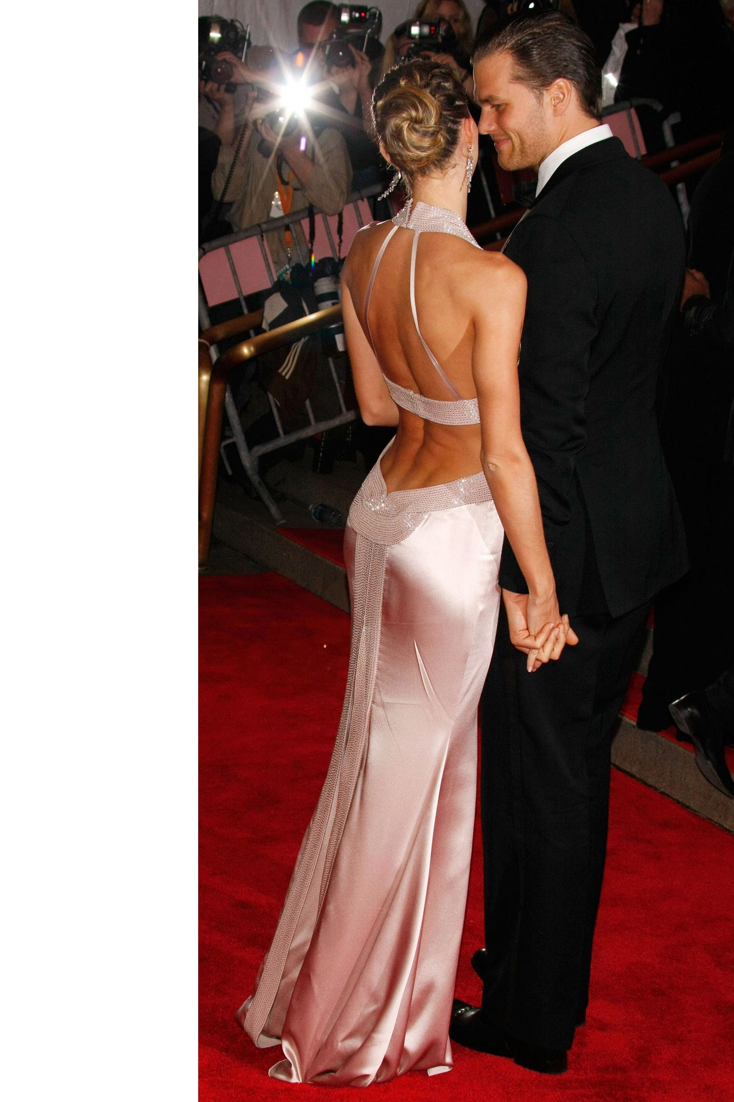 The 34 Most Iconic Backless Gowns To Hit The Red Carpet