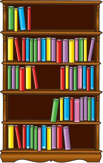 Bookshelf Jpg 350 556 Clip Art Paper Doll House Library Bookshelves