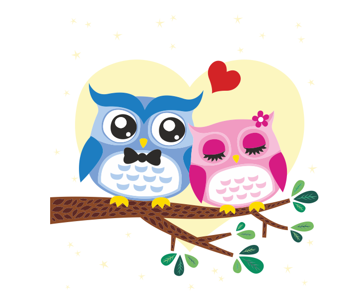 110 83 Buhos Rama Love Png 709 591 Owl Posters Owl Wallpaper Owl Family