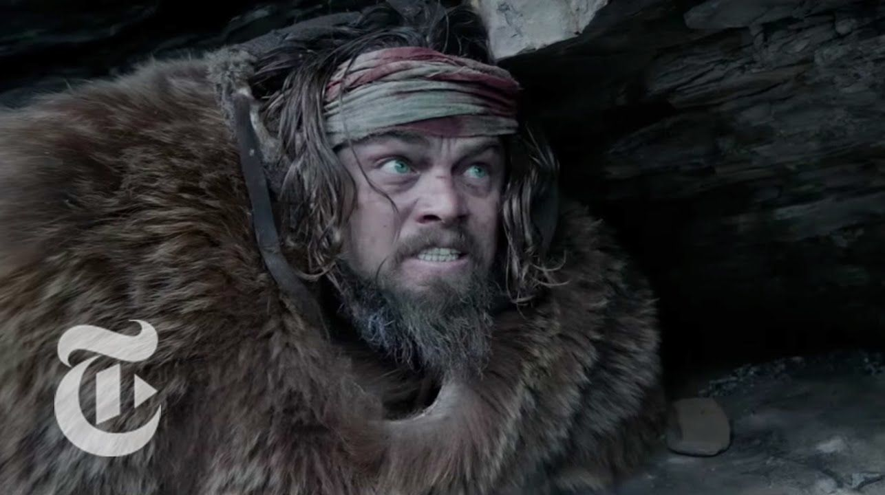 Anatomy of a Scene | \'The Revenant\' | The New York Times | Movies ...