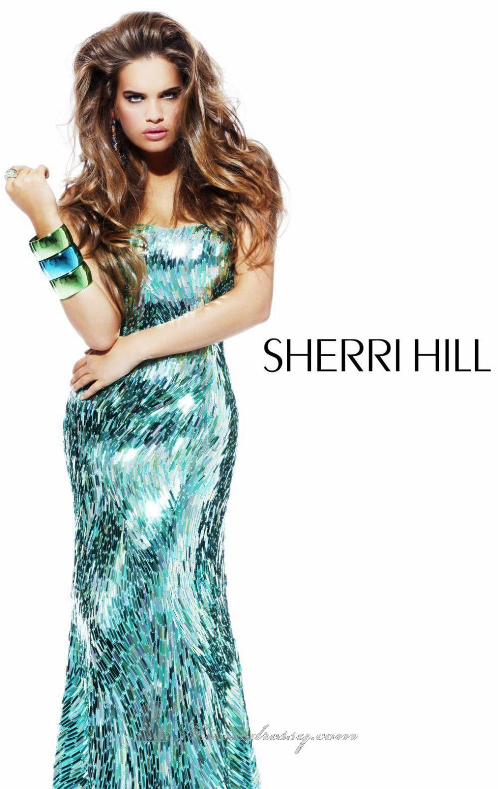 c858ff4e944 nice 48 Sherri Hill Prom Dresses 2015