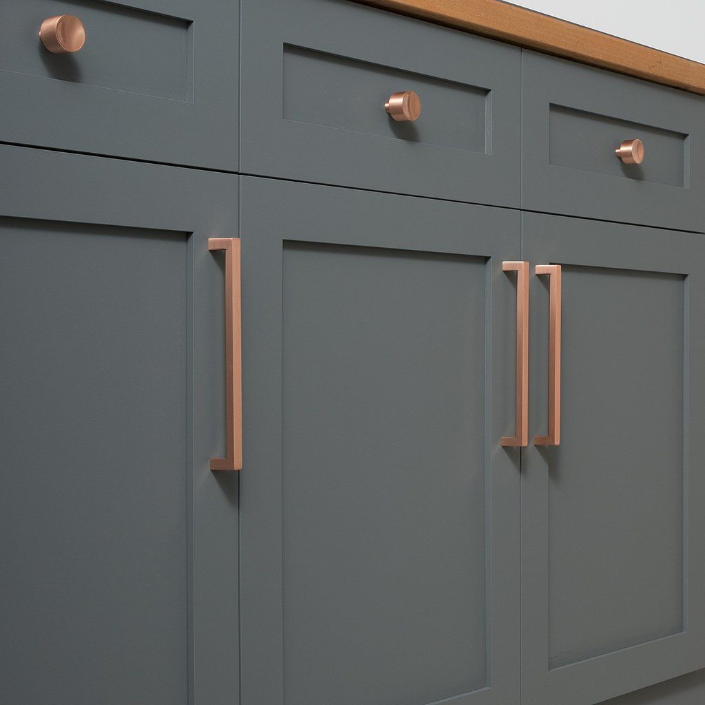 Küchen Wilhelmshaven pull satin copper