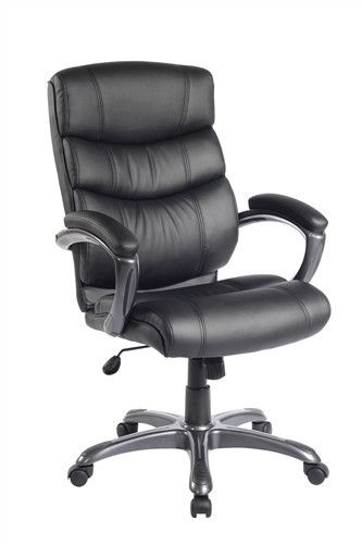 Modern Black Comfortable Executive Office Chair With Images Luxury Office Chairs Most Comfortable Office Chair Executive Office Chairs