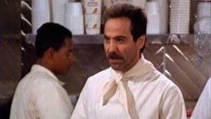 My favorite Seinfeld character:  The soup nazi