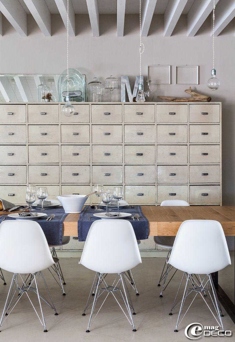 E magdeco magazine de d coration malatesta home pinterest decoration deco et mobilier - Loft design industriel cloud studio ...