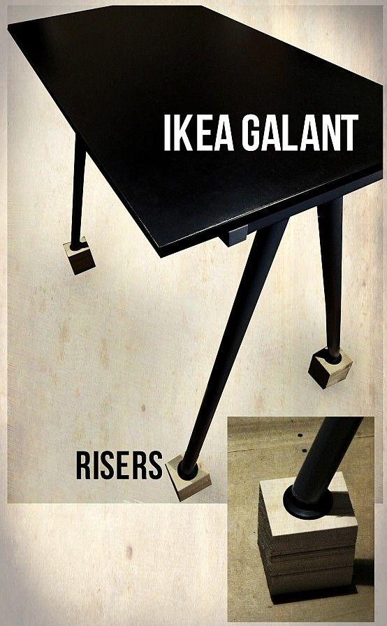 Fabulous Ikea Galant Tafel. Amazing Ikea Galant Bureau Wit With Ikea Galant #CG86