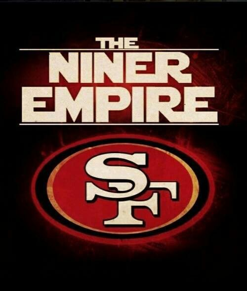 SF The Niner Empire Nfl football 49ers, Sf 49ers, 49ers