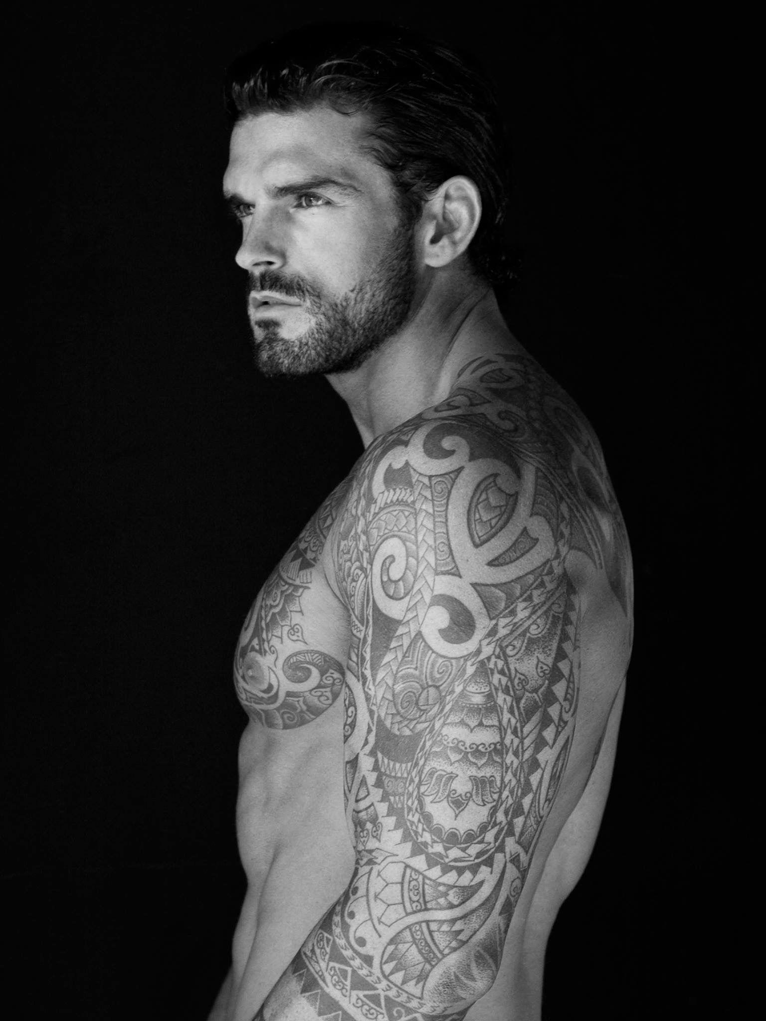 Pin By Nicole Wolensky On Stuart Readon My Dream Man Stuart Reardon Tattoos For Guys Tribal Tattoos