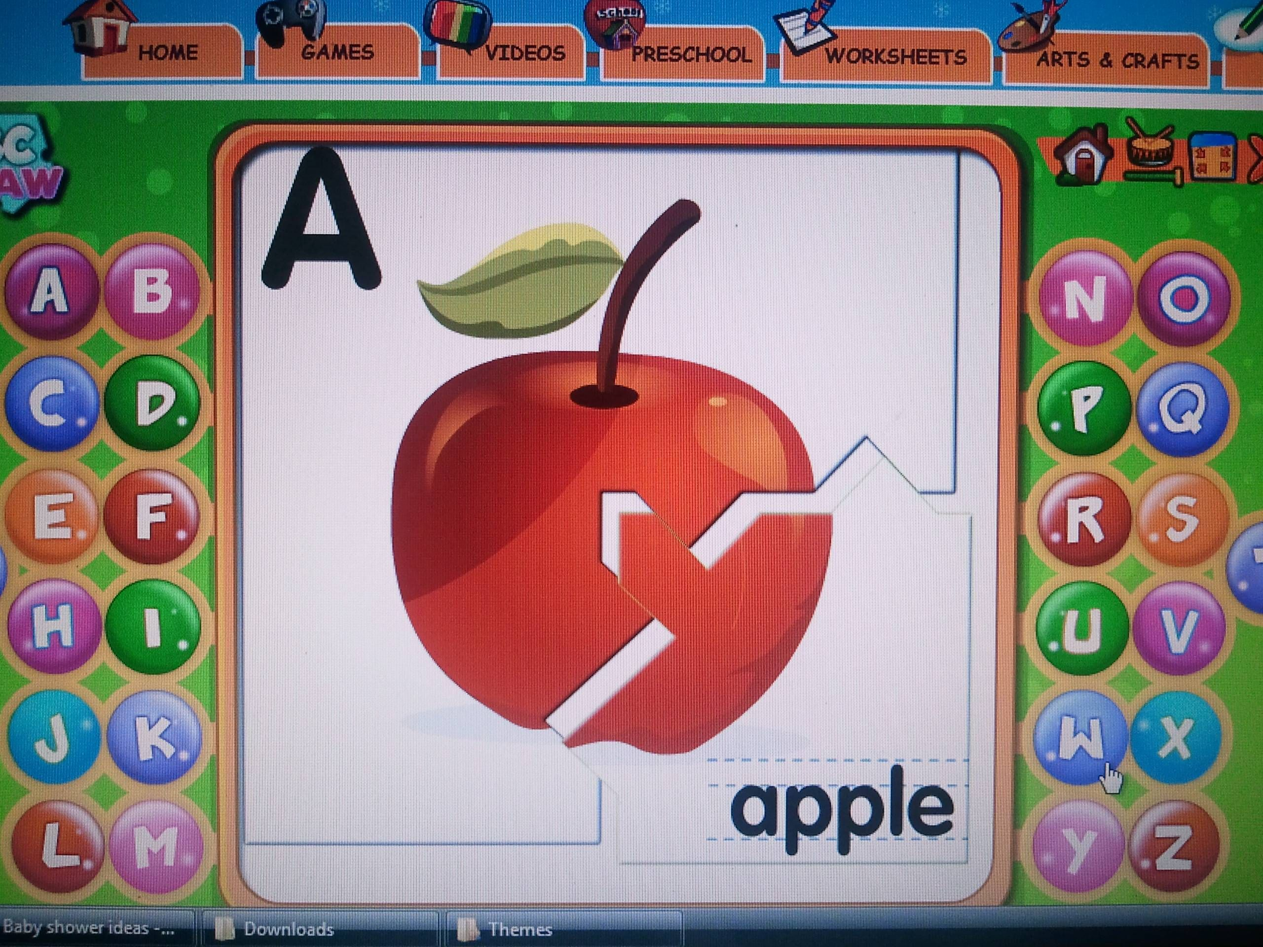 Cookie Eat Website For Prek And Smartboard Use