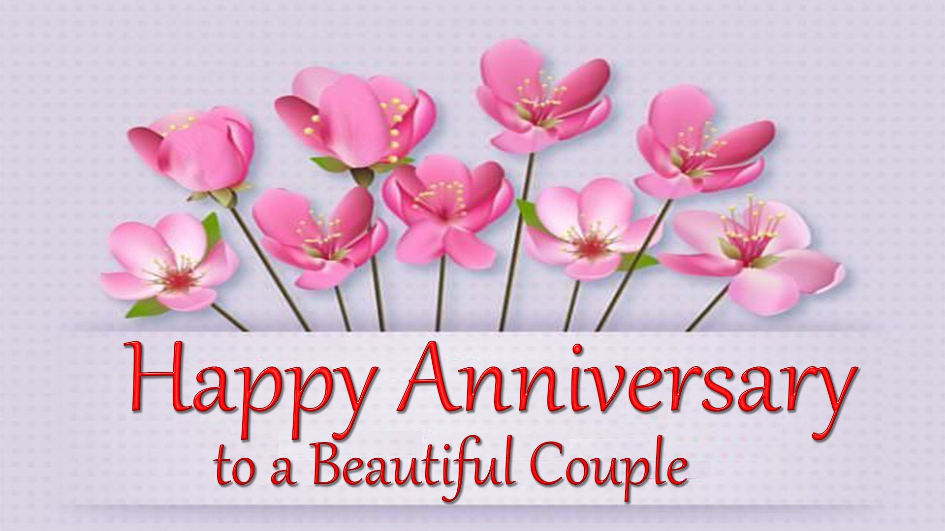 Happy Anniversary Wishes For a Couple Marriage