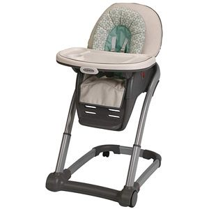 Graco Blossom 4 In 1 Seating System Winslet Walmart Com Baby High Chair Best High Chairs Convertible High Chair