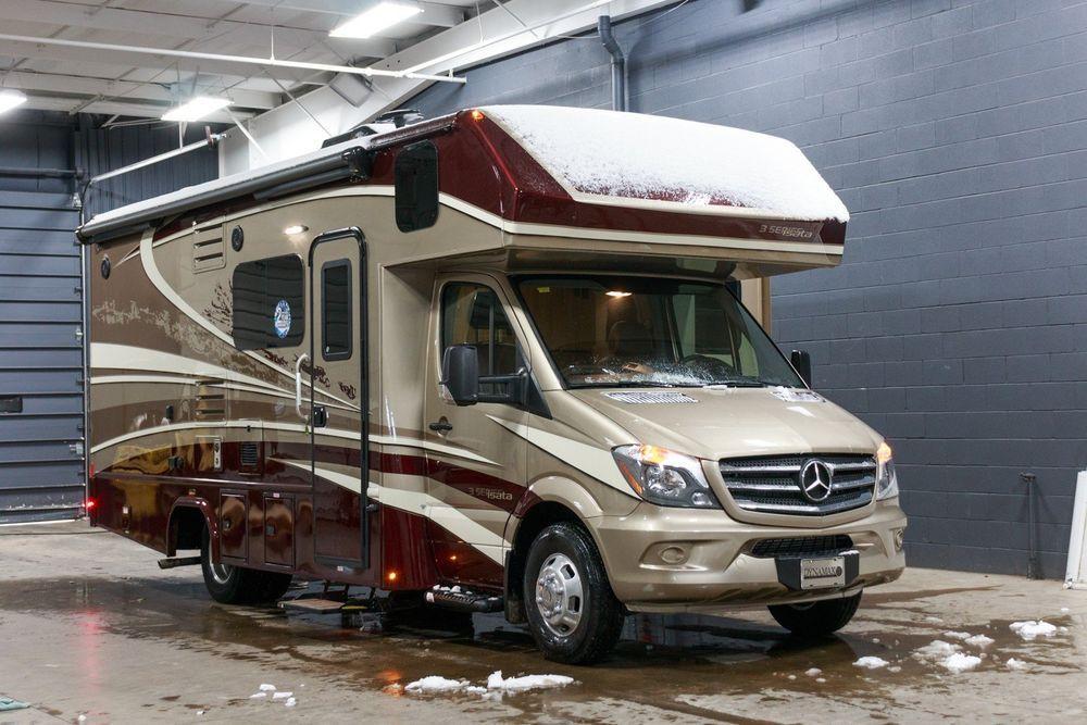 Dynamax Isata 3 24fwm Mercedes Sprinter Diesel Class C Motorhome Winnebago Rv Ebay Mercedes Sprinter Motorhome Sprinter Rv